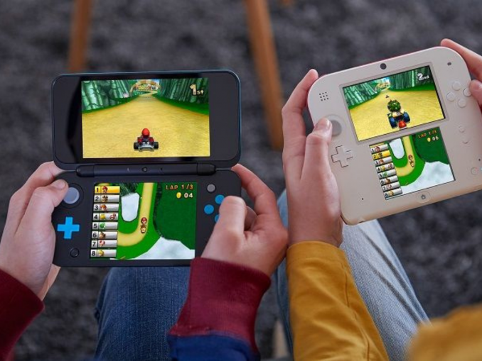 Three New Nintendo 2DS XL handhelds Are Launching On 28 Sep