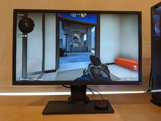 Zowie XL2546 240Hz Gaming Monitor Review